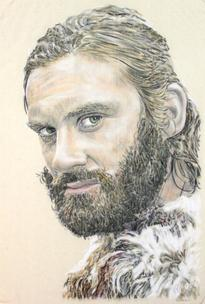 Clive Standen from the Vikings