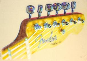 Fender Telecaster Guitar Head