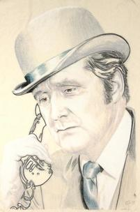 Patrick Macnee as Jonathan Steed